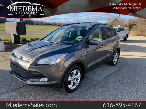 2013 Ford Escape for sale at Miedema Auto Sales in Allendale MI