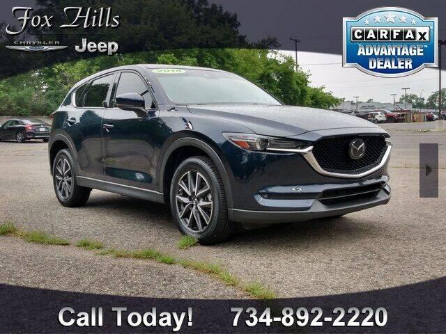 2018 Mazda CX-5 for sale in Plymouth, MI