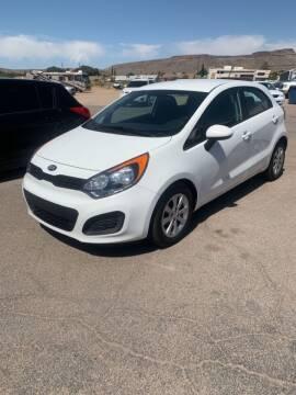 2014 Kia Rio 5-Door for sale at Poor Boyz Auto Sales in Kingman AZ