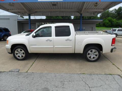 2011 GMC Sierra 1500 for sale at C MOORE CARS in Grove OK