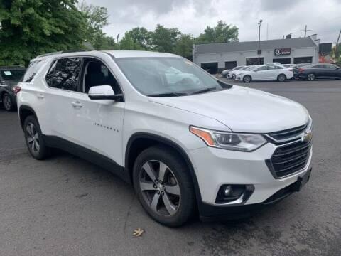 2018 Chevrolet Traverse for sale at EMG AUTO SALES in Avenel NJ