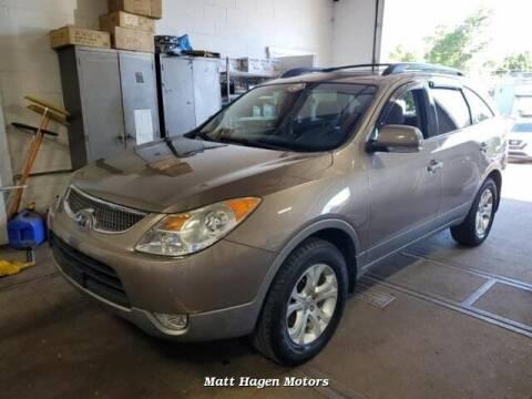 2010 Hyundai Veracruz for sale at Matt Hagen Motors in Newport NC
