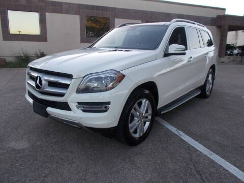 2013 Mercedes-Benz GL-Class for sale at ACH AutoHaus in Dallas TX