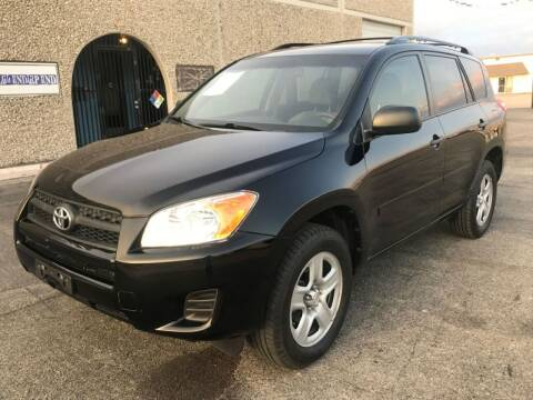2011 Toyota RAV4 for sale at Evolution Motors LLC in Dallas TX