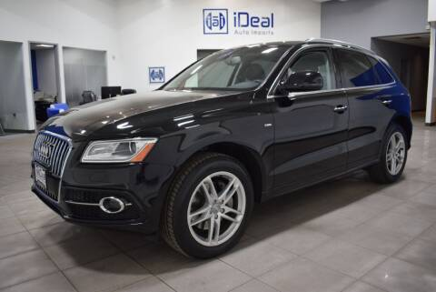 2016 Audi Q5 for sale at iDeal Auto Imports in Eden Prairie MN