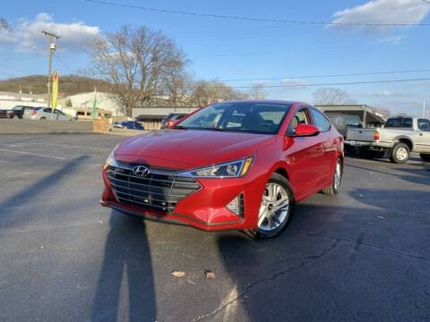2020 Hyundai Elantra for sale at Auto Credit Group in Nashville TN