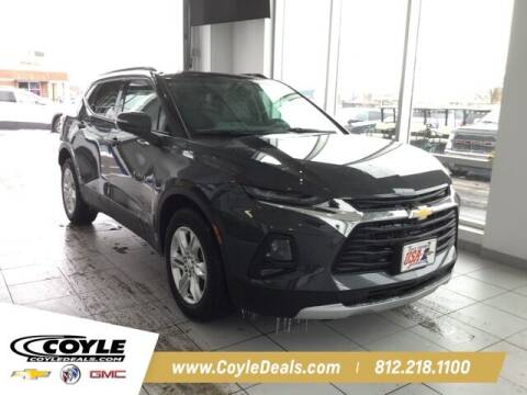 2020 Chevrolet Blazer for sale at COYLE GM - COYLE NISSAN in Clarksville IN