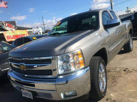 2013 Chevrolet Silverado 1500 for sale at North County Auto in Oceanside CA