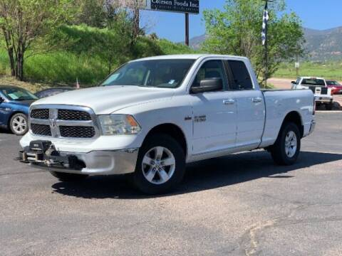 2014 RAM Ram Pickup 1500 for sale at Lakeside Auto Brokers Inc. in Colorado Springs CO