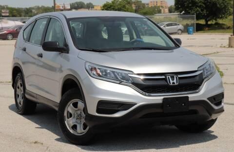 2016 Honda CR-V for sale at Big O Auto LLC in Omaha NE