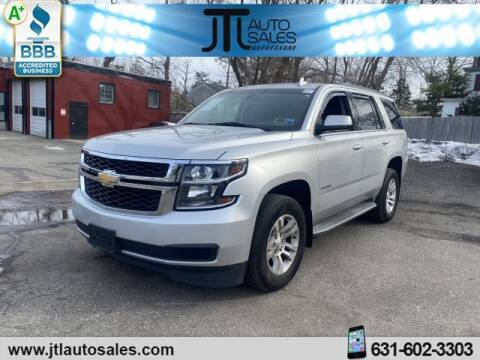 2015 Chevrolet Tahoe for sale at JTL Auto Inc in Selden NY