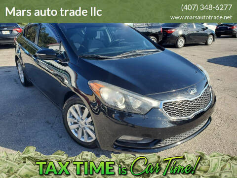 2015 Kia Forte for sale at Mars auto trade llc in Kissimmee FL