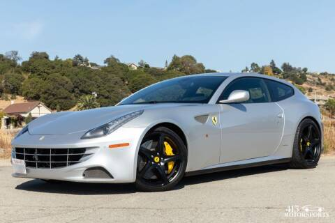 2012 Ferrari FF for sale at 415 Motorsports in San Rafael CA