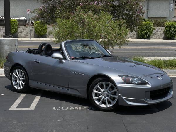 2008 Honda S2000 for sale at CAR CITY SALES in La Crescenta CA