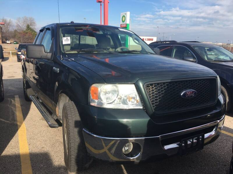2006 Ford F-150 for sale at Autoplex 2 in Milwaukee WI