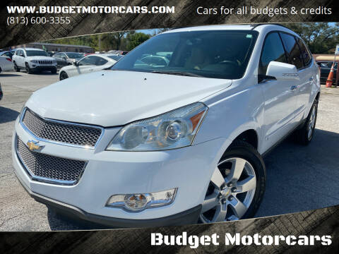 2009 Chevrolet Traverse for sale at Budget Motorcars in Tampa FL