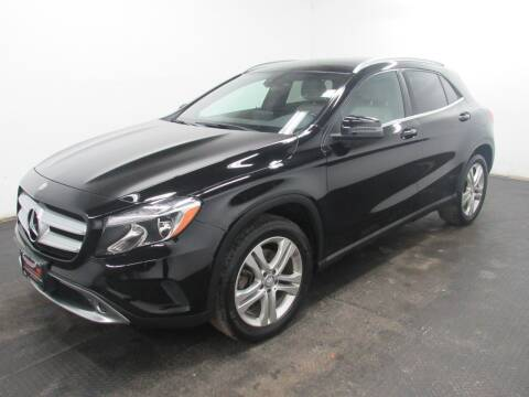 2017 Mercedes-Benz GLA for sale at Automotive Connection in Fairfield OH