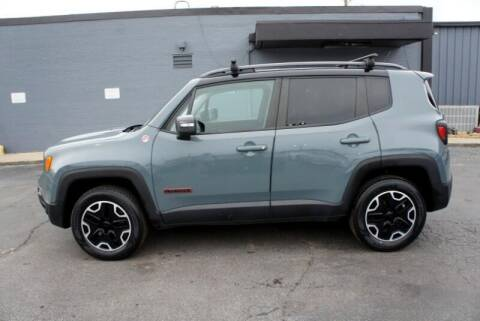 2015 Jeep Renegade for sale at CU Carfinders in Norcross GA
