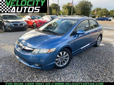 2009 Honda Civic for sale at Velocity Autos in Winter Park FL