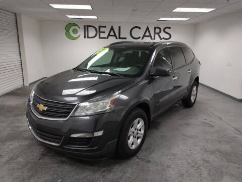 2015 Chevrolet Traverse for sale at Ideal Cars East Mesa in Mesa AZ