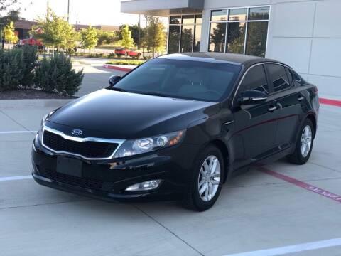 2012 Kia Optima for sale at Executive Auto Sales DFW in Arlington TX