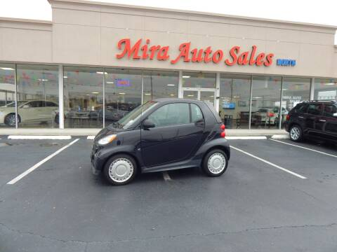 2014 Smart fortwo for sale at Mira Auto Sales in Dayton OH