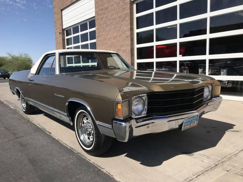 1972 Chevrolet El Camino for sale in Henderson, NV
