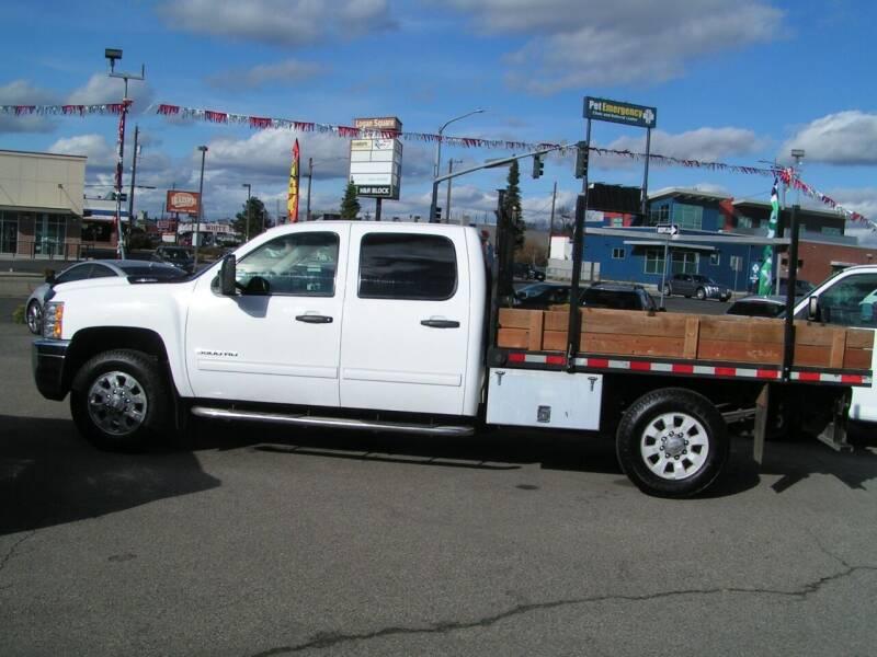 2014 Chevrolet Silverado 3500HD for sale at Common Sense Motors in Spokane WA