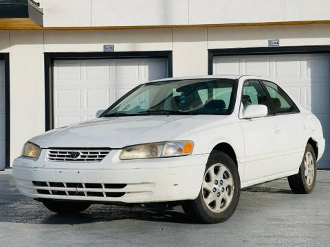 1999 Toyota Camry for sale at Avanesyan Motors in Orem UT