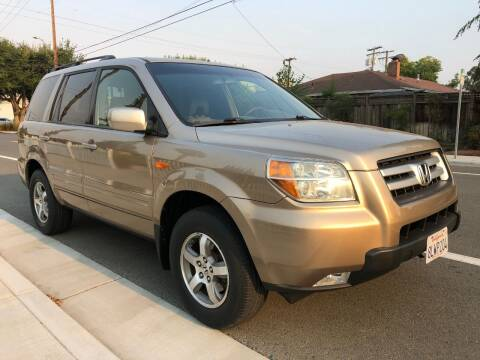 2006 Honda Pilot for sale at OPTED MOTORS in Santa Clara CA