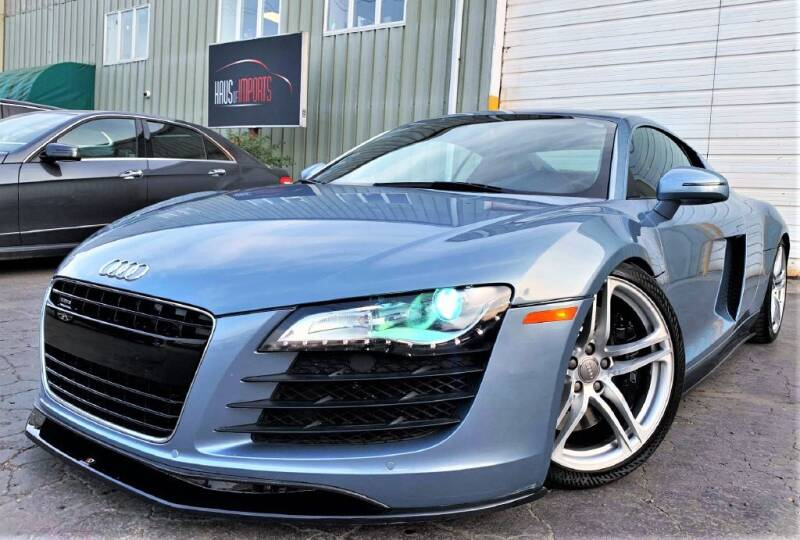 2009 Audi R8 for sale at Haus of Imports in Lemont IL