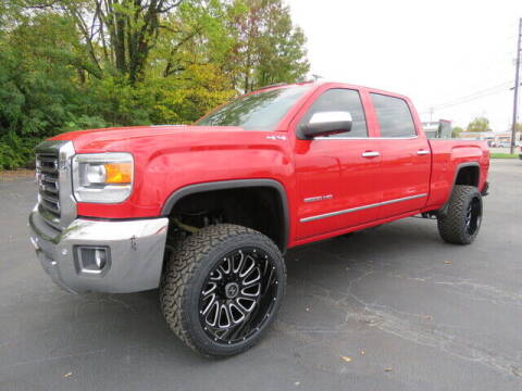2015 GMC Sierra 2500HD for sale at Williams Auto Sales, LLC in Cookeville TN