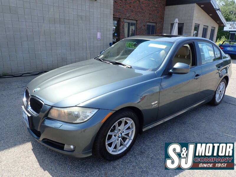 2010 BMW 3 Series for sale at S & J Motor Co Inc. in Merrimack NH