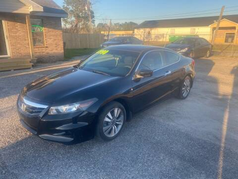 2012 Honda Accord for sale at Autofinders in Gulfport MS