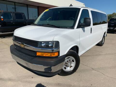 2018 Chevrolet Express Passenger for sale at Auto Mall of Springfield in Springfield IL