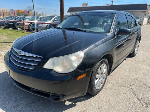 2008 Chrysler Sebring for sale at Texas Select Autos LLC in Mckinney TX