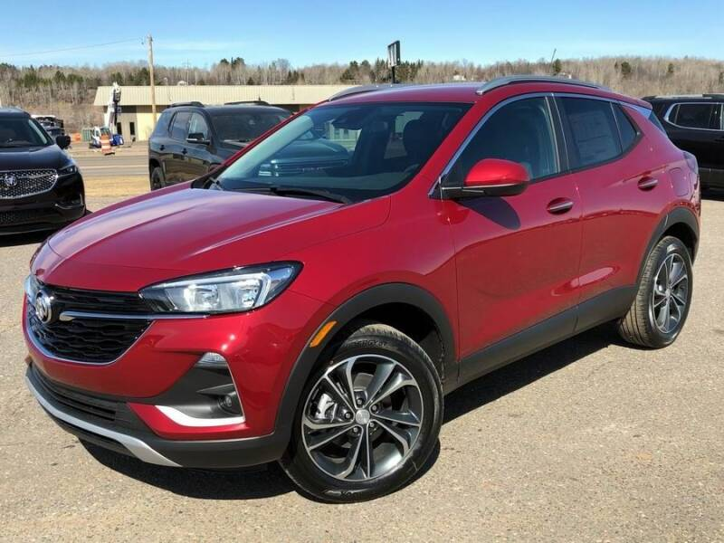 2021 Buick Encore GX for sale at STATELINE CHEVROLET BUICK GMC in Iron River MI