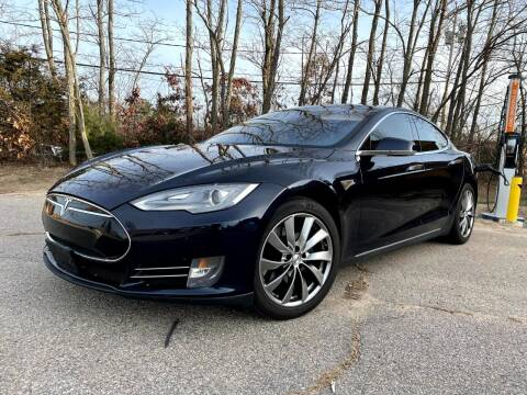 2013 Tesla Model S for sale at Velocity Motors in Newton MA