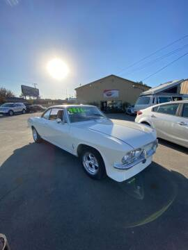1965 Chevrolet Corvair for sale at Approved Autos in Bakersfield CA
