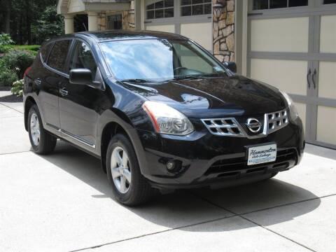 2012 Nissan Rogue for sale at Hammonton Auto Exchange in Hammonton NJ