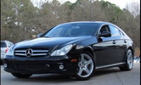 2011 Mercedes-Benz CLS for sale at Diamond Automobile Exchange in Woodbridge VA