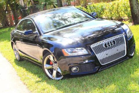 2010 Audi A5 for sale at Gtr Motors in Fort Lauderdale FL