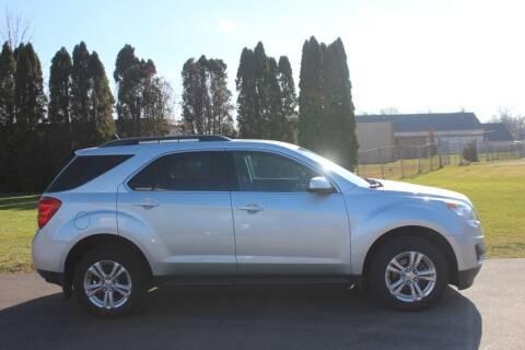 2012 Chevrolet Equinox for sale at D & B Auto Sales LLC in Washington Township MI