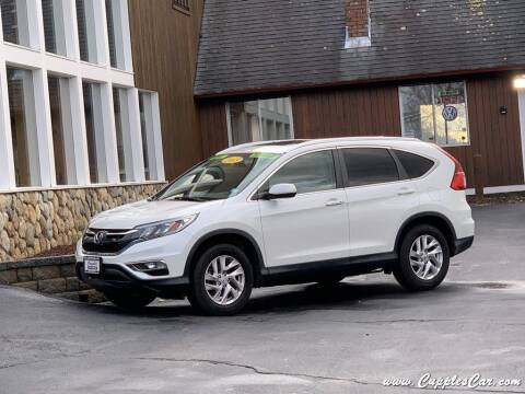 2015 Honda CR-V for sale at Cupples Car Company in Belmont NH
