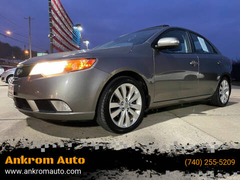 2010 Kia Forte for sale at Ankrom Auto in Cambridge OH