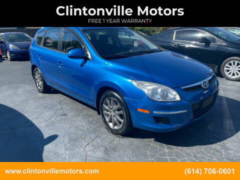 2012 Hyundai Elantra Touring for sale at Clintonville Motors in Columbus OH
