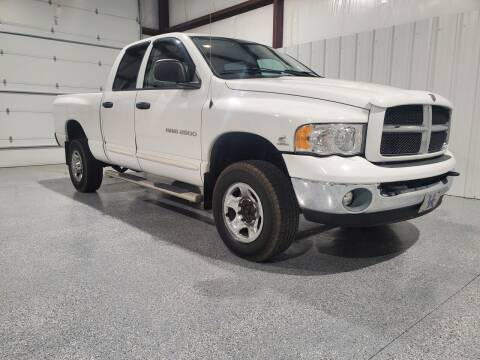 2003 Dodge Ram Pickup 2500 for sale at Hatcher's Auto Sales, LLC in Campbellsville KY