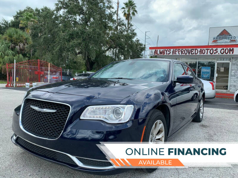 2016 Chrysler 300 for sale at Always Approved Autos in Tampa FL