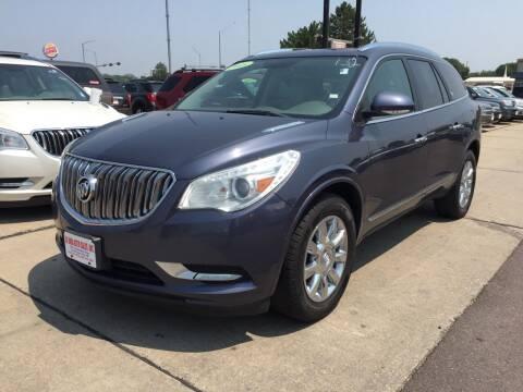 2013 Buick Enclave for sale at De Anda Auto Sales in South Sioux City NE