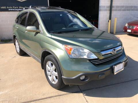 2008 Honda CR-V for sale at KAYALAR MOTORS Mechanic in Houston TX
